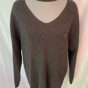 American Eagle cut out sweater brand new